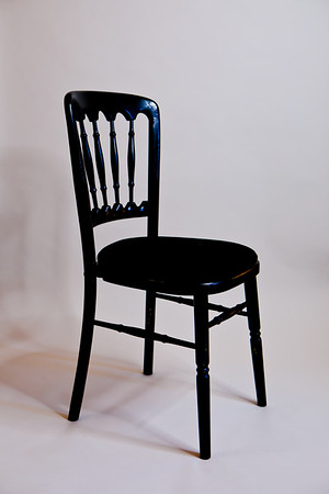 Black Banqueting Chair (1)